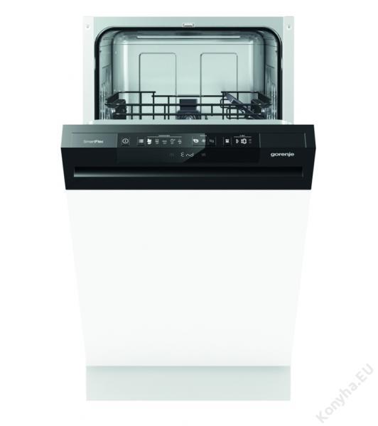 gorenje gi53110 be p thet mosogat g p 9 ter t k 45 cm. Black Bedroom Furniture Sets. Home Design Ideas