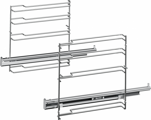 Bosch HEZ638170  Sütősín, Full extension rail, 1-level
