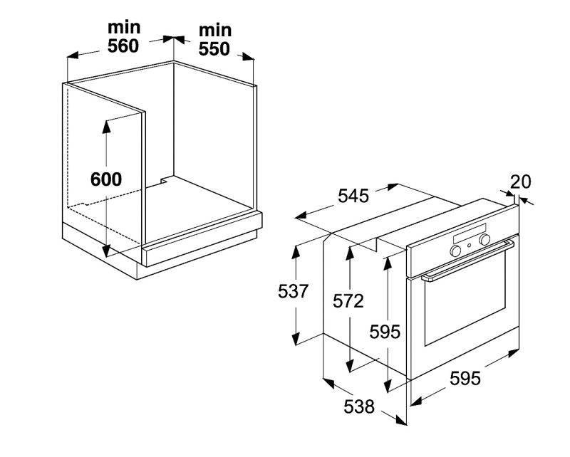 53e52fcff6 Whirlpool AKP 458 IX önálló beépíthető elektromos sütő » Beépíthető ...
